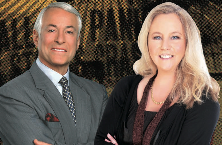 Judy and Brian Tracy