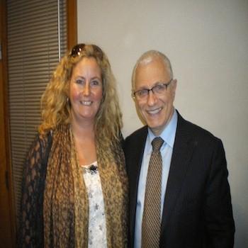 Judy and Raymond Aaron