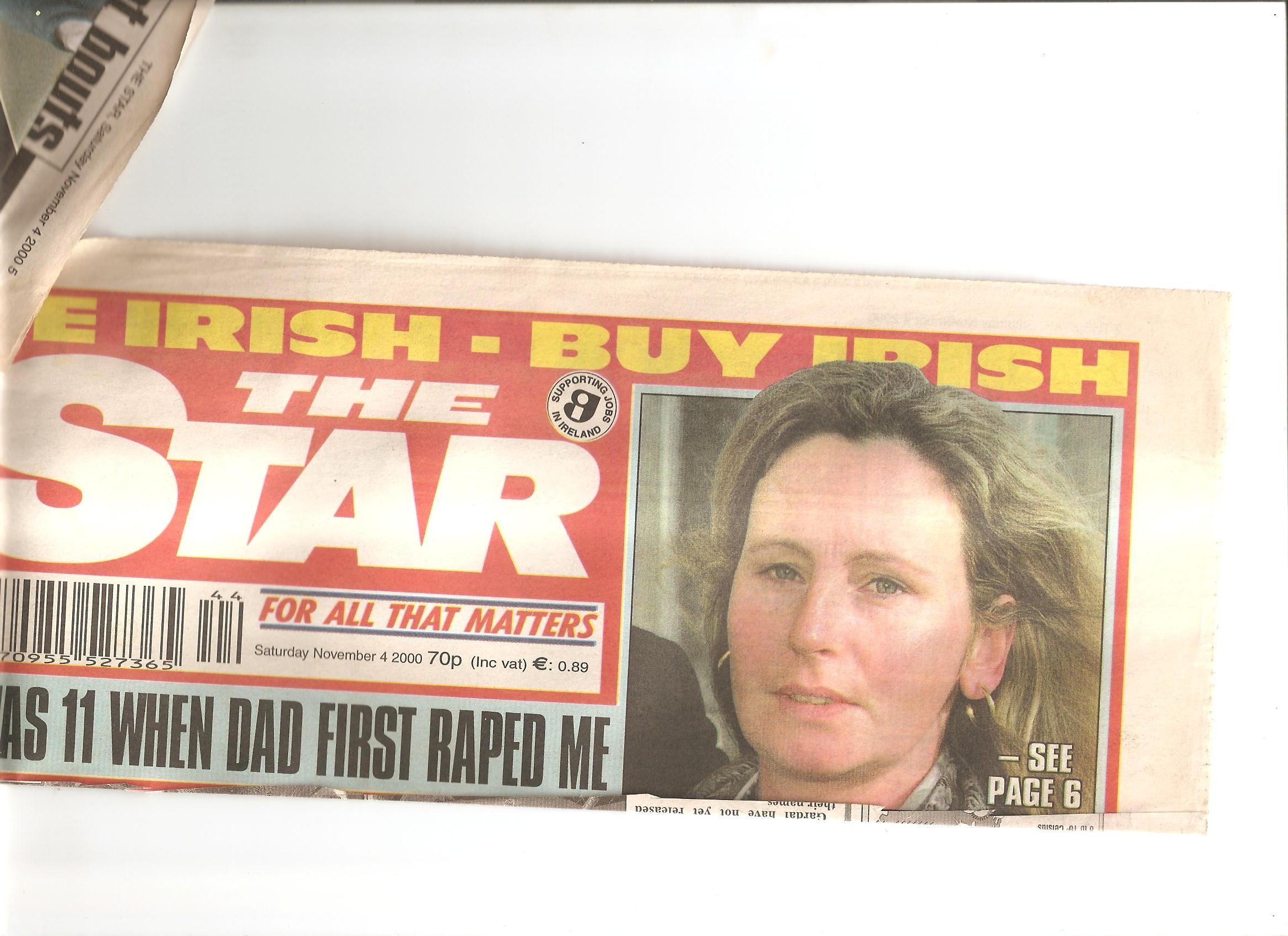 The Star nov00 page1